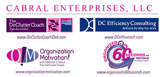 DC Efficiency Consulting & The DeClutter Coach