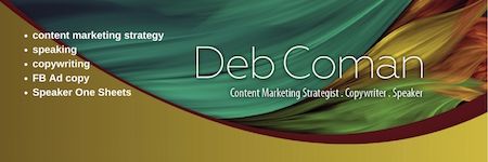 Deb Coman Writing, Editing & Coaching