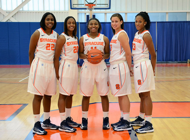 SU Women's Basketball Team